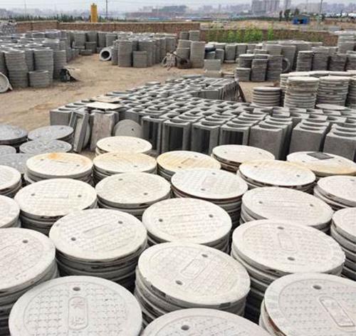 内蒙古水泥井圈井盖