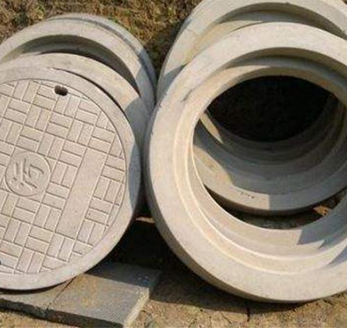 水泥井圈井盖规格