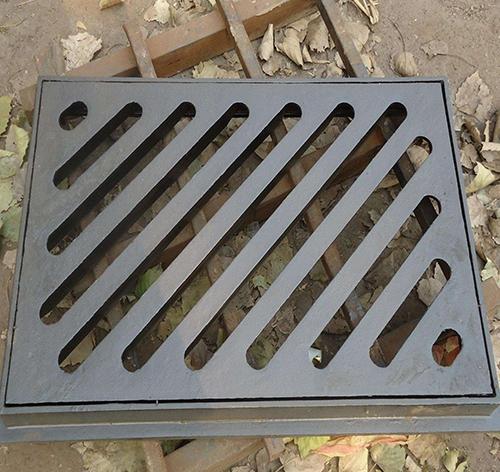 球墨铸铁雨篦子使用